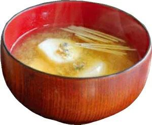 味わいしじみ味噌汁