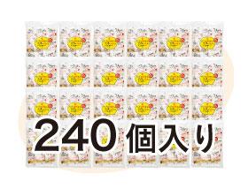 感謝状大自然の恵みナッツ&フルーツ個包装240個入